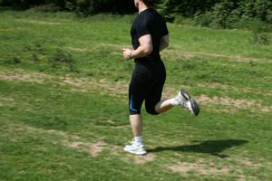 Laufen bei Hitze; Bildquelle: Christian Riedel