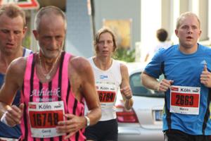 Warum laufen Männer eigentlich schneller als Frauen?; Bildquelle: Marco Heibel